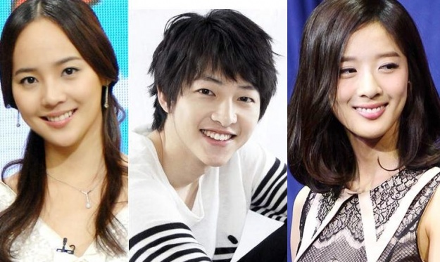 Song Joong Ki, Eugene and Lee Chung Ah Work as Honorary Celebrity Civil Workers