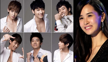 """SNSD, 2PM and Lee DaHae for """"Mr.World 2010″!"""