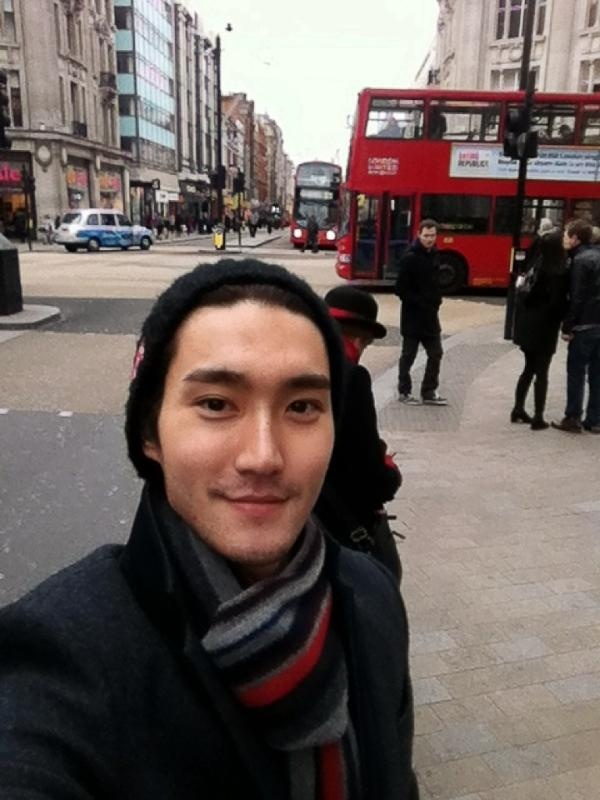 Where is Siwon? Plays Hide & Seek in Europe