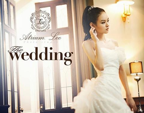 """Heartstrings"" Woori's Stunning Wedding Photoshoot"