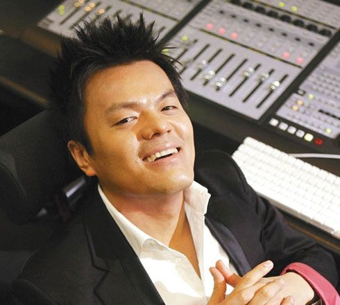 JYP Was an Outstanding Student in Middle School