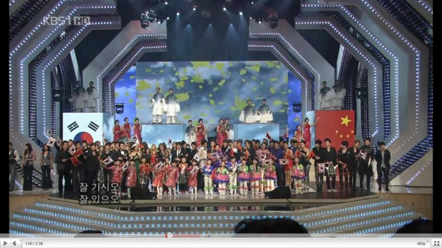 Performances From 12th Annual Korea-China Song Festival