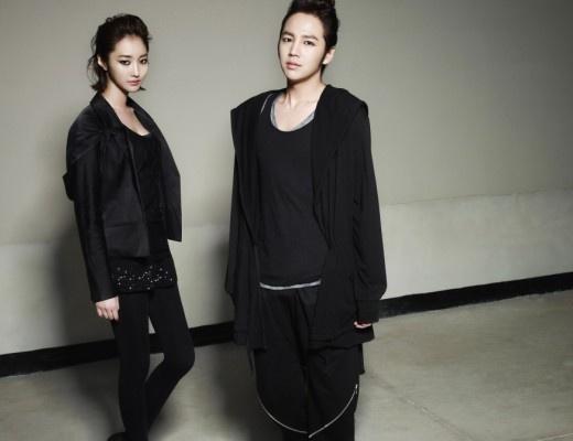 Jang Geun Suk & Go Joon Hee for Codes Combine