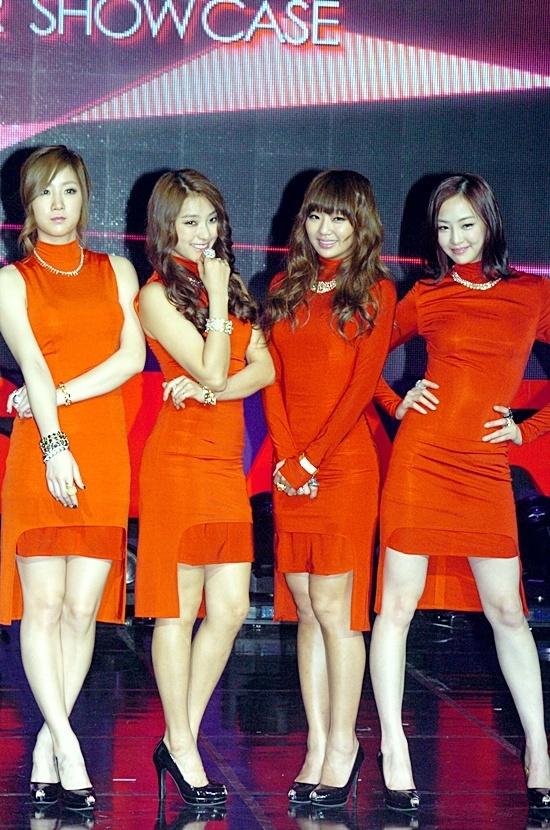 SISTAR #1 on Billboard's K-Pop Hot 100