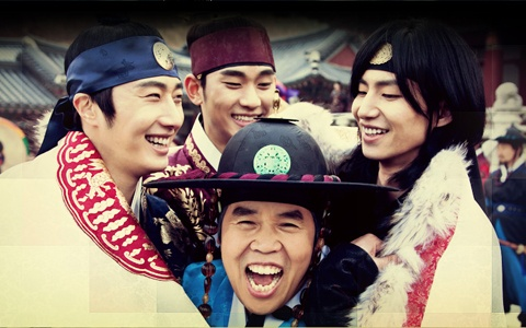 "Cast of ""The Moon that Embraces the Sun"" Breaks Down in Tears after Final Shoot"
