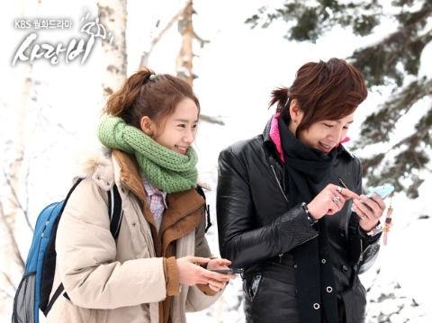 "Jang Geun Suk and Girls' Generation YoonA's ""Love Rain"" Releases New Preview Video"