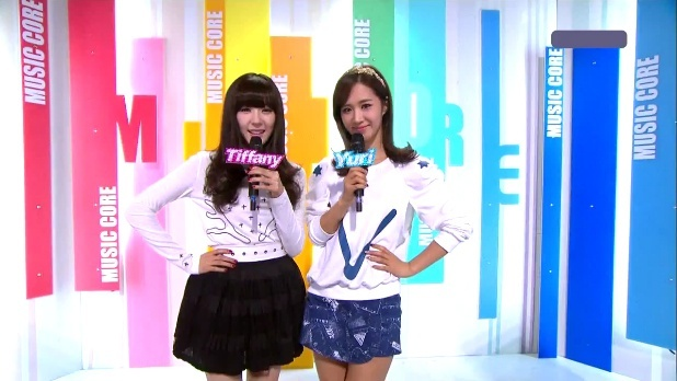 MBC Music Core 11.19.11