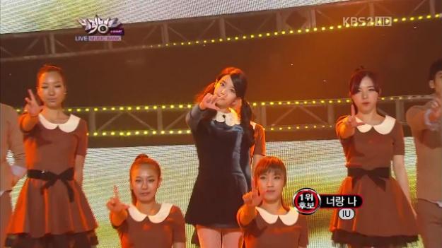 KBS Music Bank 12.09.2011