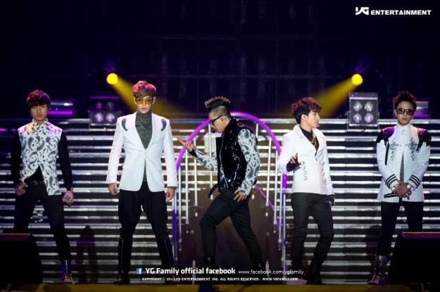 "Big Bang's Video Message on SBS ""Entertainment Tonight"""