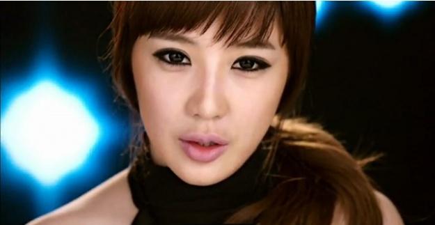 2NE1's Park Bom in Horn-Rimmed Glasses