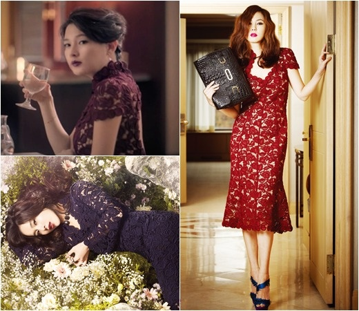 Who Wore It Best: Kim Nam Joo vs. Lee Young Ae vs. Jung Hye Young