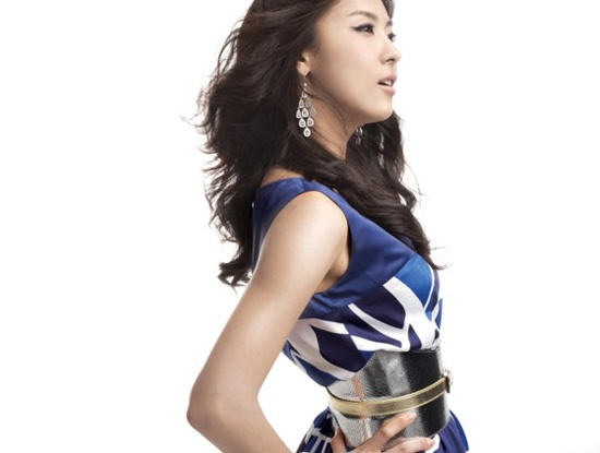 Compagna Summer 08 (Part. 1) (Ha Ji Won)