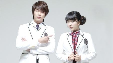 "SS501 Kim Kyu Jong's Musical ""Goong"" Royal Couple Stills Released"