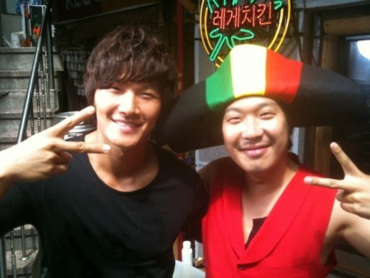 "Haha: ""Happy 16th Anniversary of Your Debut, Jong Kook Hyung!"""