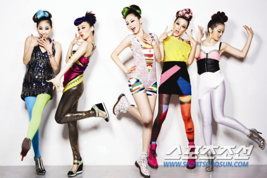 Girl Groups Do Not Want to be Sexy Anymore?