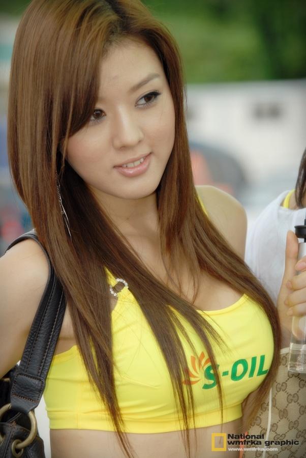 S-OIL (Hwang Mi Hee)