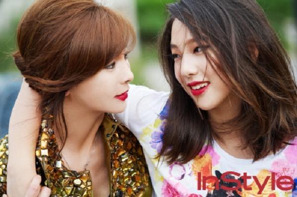 Hwang Shin Hye's Daughter Park Ji Young is Just as Beautiful