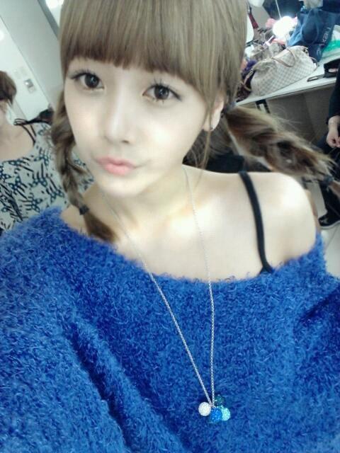 T-ara Soyeon's High School Photos Revealed