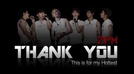 """2PM's """"Thank You"""" MV"""
