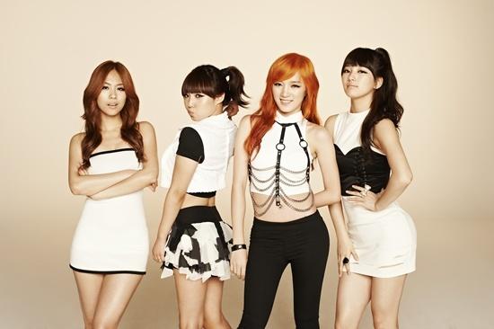 Weekly K-Pop Music Chart 2011 – August Week 1
