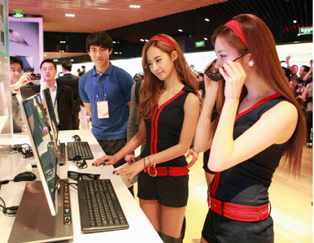 Girls' Generation Samsung Fan Meeting at Beijing