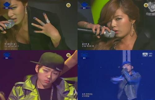 Mnet M Countdown 08.11.2011