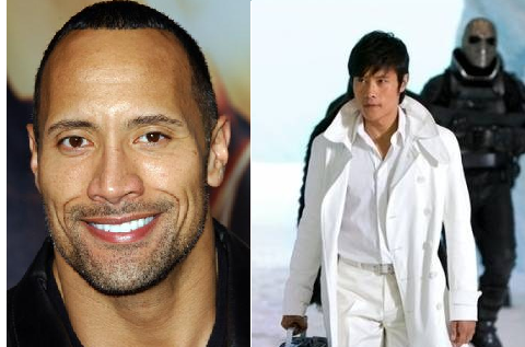 "Dwayne ""The Rock"" Johnson Praises Lee Byung Hun's Acting"
