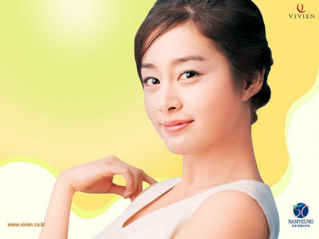 Kim Tae Hee Is the Goddess of Photo Shoots