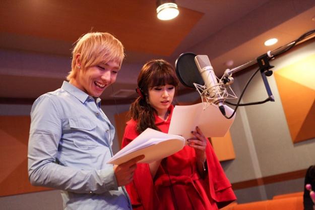 "MBLAQ's Lee Joon & T-ara Ji-Yeon Team Up for ""Gnomeo & Juliet"""