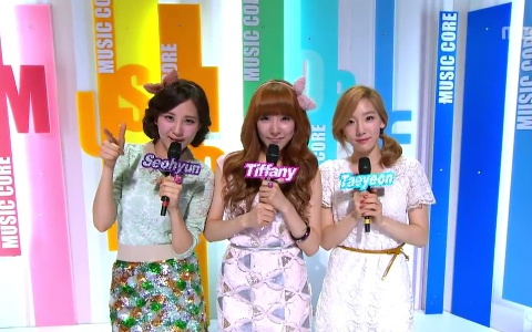 MBC Music Core 03.24.12