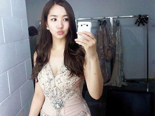 Park Min Young Transforms into a Mermaid?!