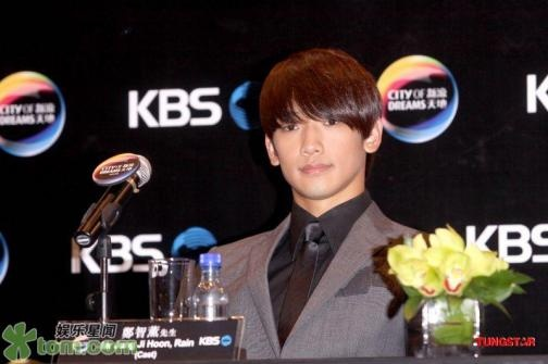 Rain Might Join Army Next Year