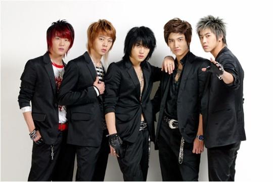 SINGLE Rising Sun [TVXQ]