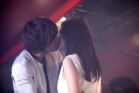 Lee Min Ho & Park Min Young Share a Kiss!!!