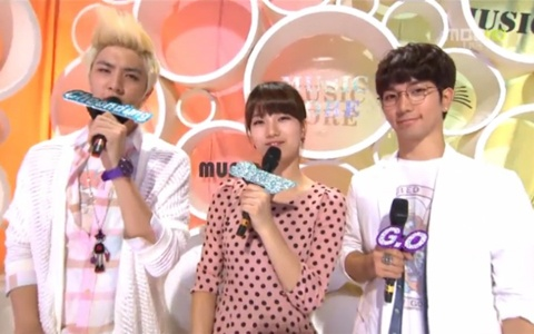 MBC Music Core 09.03.11