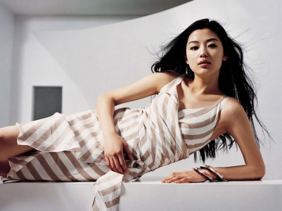 Jeon Ji Hyun Will Show Off Her Wedding Dress Before the Wedding