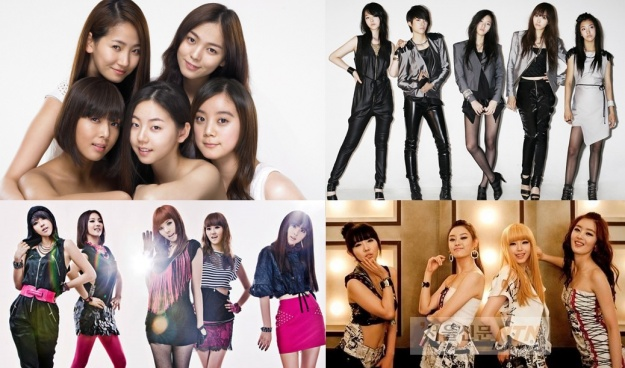 Girl Group Debuts And Comebacks In April-May