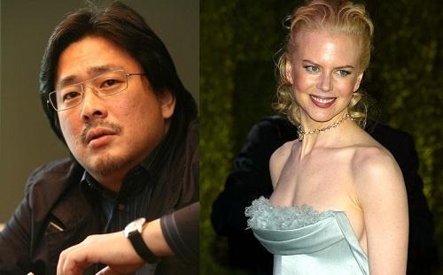 Nicole Kidman Cast for Park Chan Wook's (Oldboy's Director) New Movie
