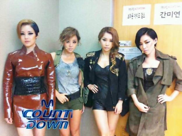 Mnet M Countdown Tweets This Week's Performance List