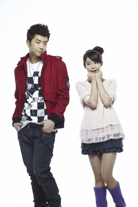 "IU and 2PM Wooyoung's Unrevealed Kiss Scene from ""Dream High"""
