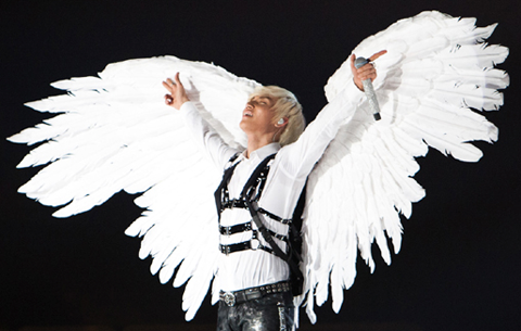 Cool, Confident, and Charismatic Daesung Used to Be Shy?