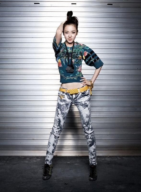 2NE1's Dara: I've Matured