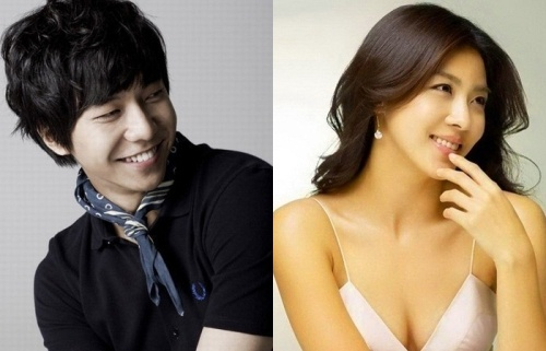 Lee Seung Gi Talks about Kiss Scene with Ha Ji Won