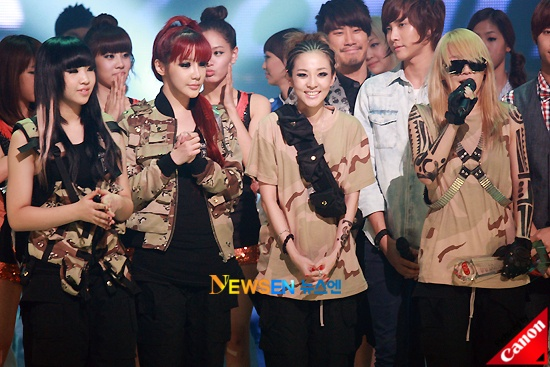 Mnet M! Countdown 09.16.10 Performances