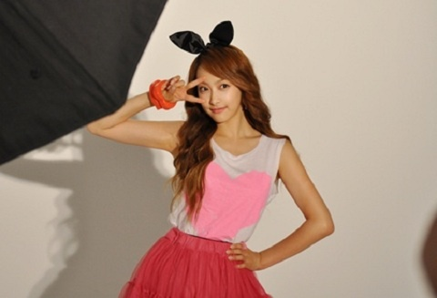 f(x)'s Victoria to Make Acting Debut with Taiwanese Drama