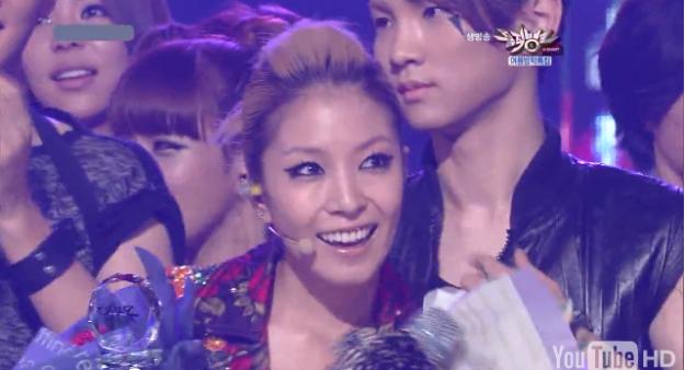 KBS Music Bank 08.20.10 Performances