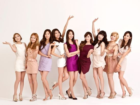 SNSD to Work with Won Bin for New TV Commercial