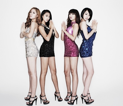 Artist of the Month – SISTAR