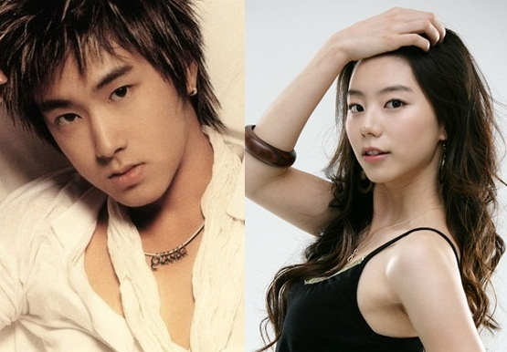 Park Soo Jin and DBSK's Yunho Look Like Close Friends