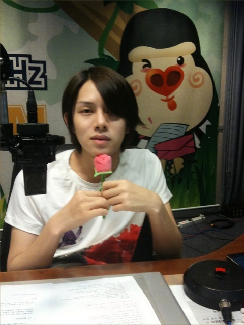 DJ Heechul Signs Off From Youngstreet
